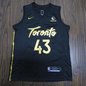 Pascal Siakam Toronto Raptors Jersey